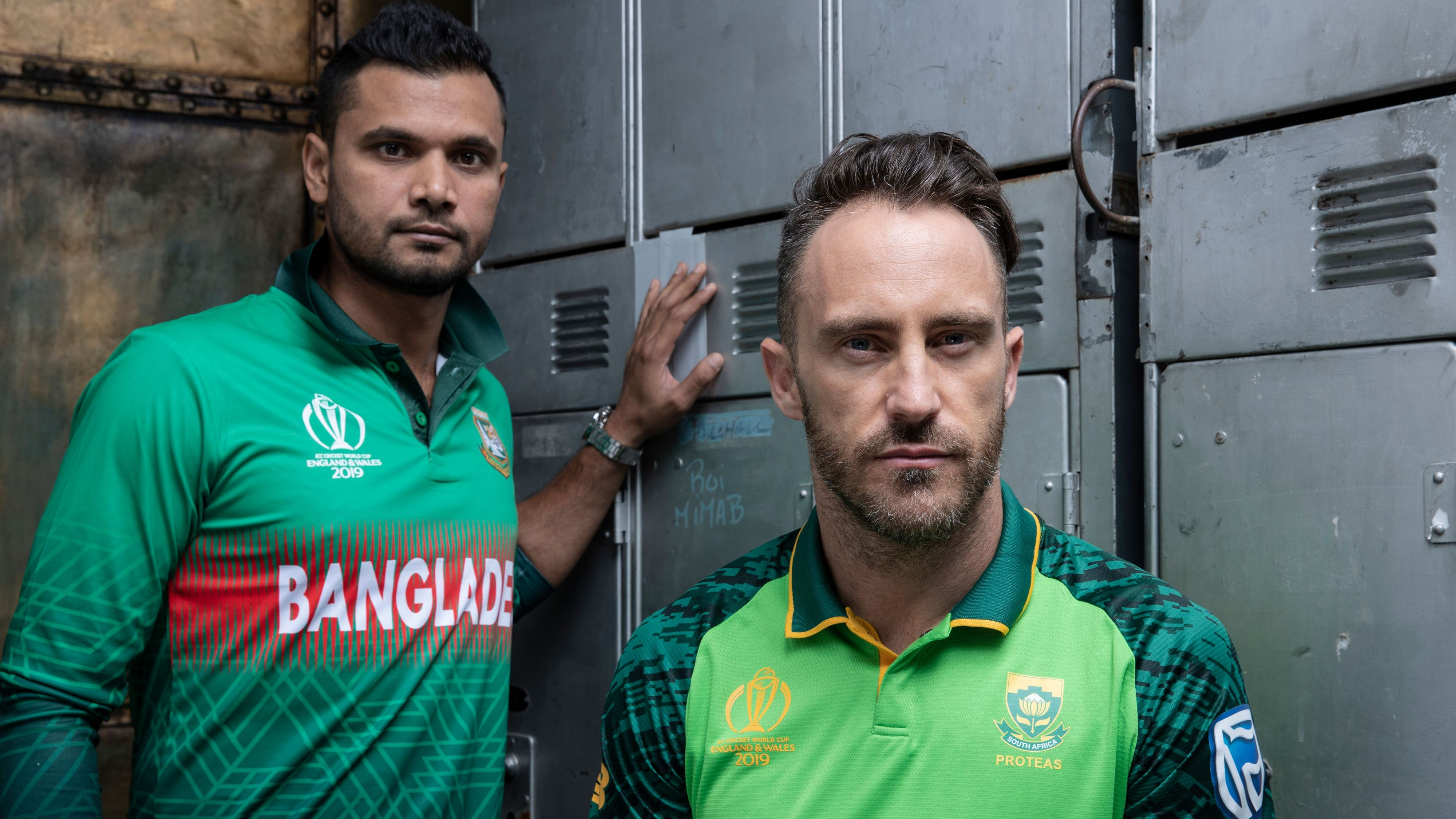 Faf du Plessis described why they lost against Ban